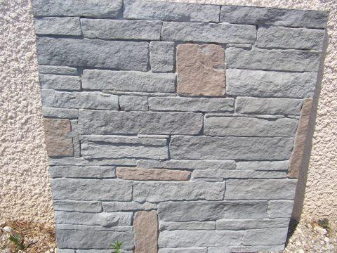 Imitation « pierre de taille »