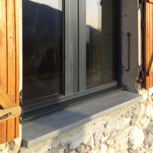 Appui De Fenêtre à Rupture De Ponts Thermique Art Sur Mesure