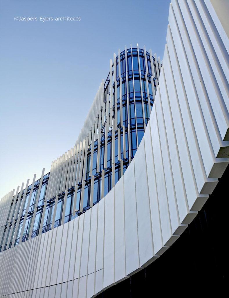 facade béton archtitectonique - La Manufacture des Bétons