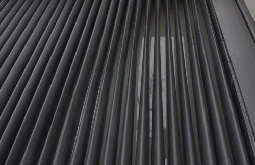 Porte design unique- La Manufacture des Bétons