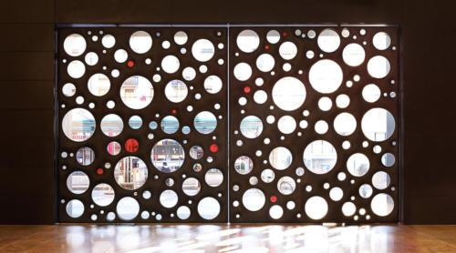 Porte Cornavin  La Manufacture des Bétons